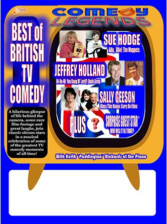 best of british tv comedy