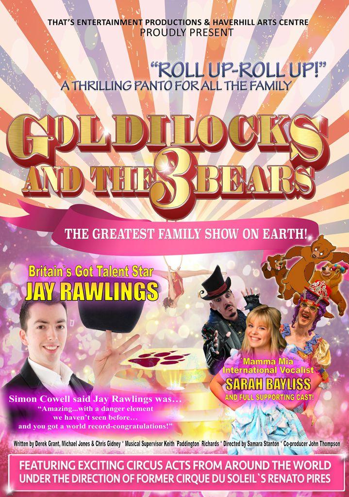 goldilocks 2021 poster