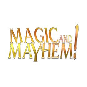 magic and mayhem logo